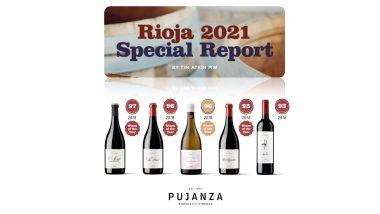 Tim Atkin 2021 Rioja Pujanza